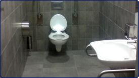 Sprzatanie Warszawa - łazienka czysta